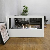 Floor designer bioethanol fireplace