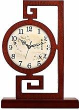 Floor grandfather clocks Chinese Style Desk Clock