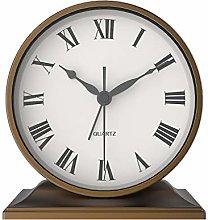 Floor grandfather clocks European Metal Table