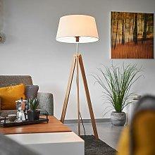 Floor Lamp 'Thea' (design) in Brown made