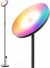 Floor Lamp for Living Room,GEYUEYA Home 2700-6500K