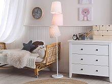 Floor Lamp Multicolour Metal 164 cm Triple