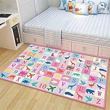 Floor Mat Printing Dinosaur Children'S Bedside