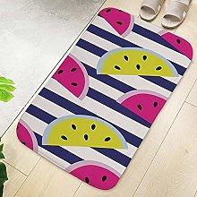 Floor Mat Printing Fruit Watermelon Doormat