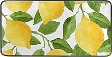 Floor Mat Printing Kitchen Mat Lemon Floor Mats