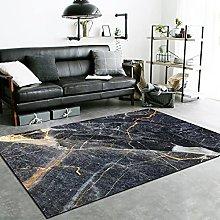 Floor Mat Printing Modern Light Imitation Marble