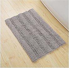 Floor Rugs Chenille Bad Carpet Long Floor Door Mat