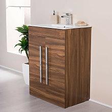 Floor Standing Vanity Sink Unit Basin Bathroom