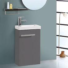 Floor Standing Vanity Sink Unit Bathroom Basin