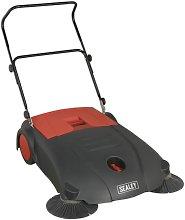 Floor Sweeper 800mm - Sealey