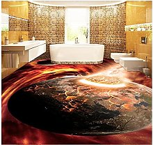 Floor Wallpaper 3D for bathrooms Wallpaper 3D