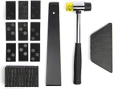 Flooring Installation Tool Kit Black - Pukkr