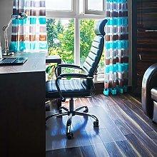 Floortex Clear Polycarbonate Rectangular Chair Mat