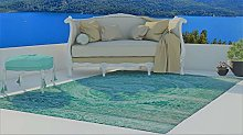 Flora Carpets Berlin Living Room Rug, Acrylic,