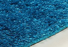Flora Carpets Shaggy/Moon Living Room Rug 150x80x3