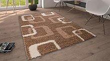 Flora Carpets Shaggy/Torino Living Room Mat,