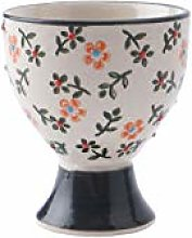 Floral Egg Cup | Loft by CGB Giftware | GB04269