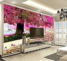 Floral Wallpaper for Walls Full of Flowers,
