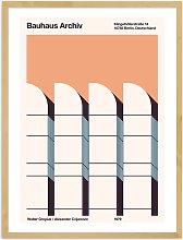 Florent Bodart - 'Bauhaus Archiv' Framed