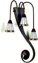Florenz Lamp 6011.03Wall Lamp, Brown