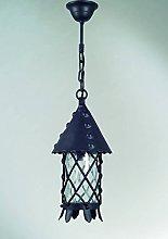 Florenz Lamp 6016.01Chandelier, Black