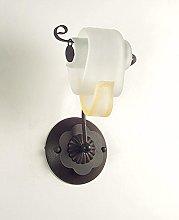 Florenz Lamp 6036.01Wall Lamp, Brown
