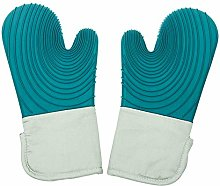 Florica Silicone Oven Grill Gloves Heat Resistant