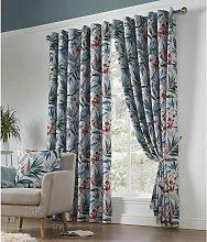 Florida Eyelet Ring Top Curtains Thermally