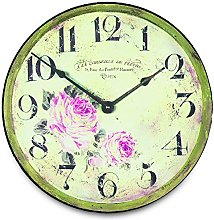 Florist Shop Wall Clock - 36cm