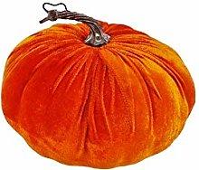 FloristryWarehouse Velvet Pumpkin Seasonal