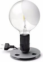 Flos - Lampadina Table Lamp - ORANGE - Orange/Black