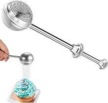 Flour Duster for Baking, Flour Sifter for Baking,
