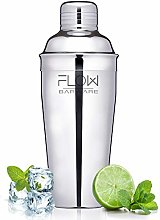 Flow Cocktail Shaker, Professional Large Cocktail