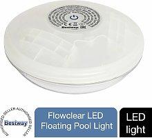 Flowclear Hot Tub and Pool LED Floating Light, 1pk