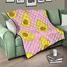 Flowerhome Avocado quilt, bedspread, bedspread,