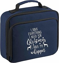 Flox Creative Navy Lunch Cooler Bag Everything I