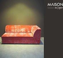 Floyd Pink corner sofa
