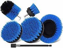Fltaheroo 6PCS Brush Accessory Drill Bits,