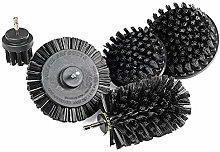 Fltaheroo Drill Brush Power Scrubber Kit Kitchen