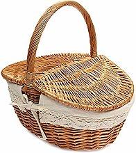 Fltaheroo Wicker Basket Making English Country