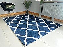 Fluffy Rug Anti Slip super Soft Shaggy Carpet Mat