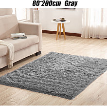 Fluffy Rugs Anti-Skid Shaggy Area Rug Carpet