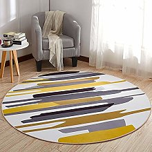 Fluffy Shaggy Super soft Carpet 150cm Round