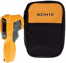 Fluke 62MAX + Thermometer with Free Carry Case -
