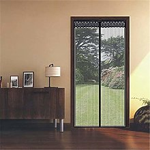 Fly Screen Door, Magnetic Fly Curtain Mesh with