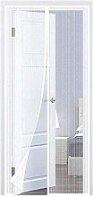 Fly Screen Door Magnetic, Insect Mesh Curtain