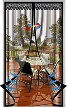 Fly Screen DoorMagnetic encryption Anti-Mosquito