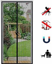 Fly Screen for Door,Powerful Magnets Automatic Fly