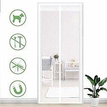 Fly screen mesh curtain Premium Magnet Curtain