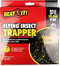 Fly Trap, Fly Bag Trap Red top Catcher Kills